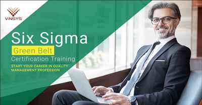 Six Sigma Green Belt Certification Training in Bangalore SSGB Training Vinsys