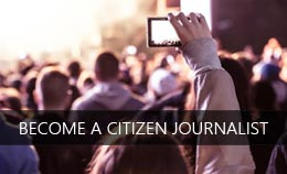 Citizen Journalist in Mancherial