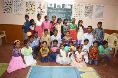 Sushanti Children Home