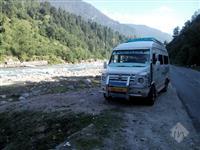 Guri Tempo Traveller Chandigarh