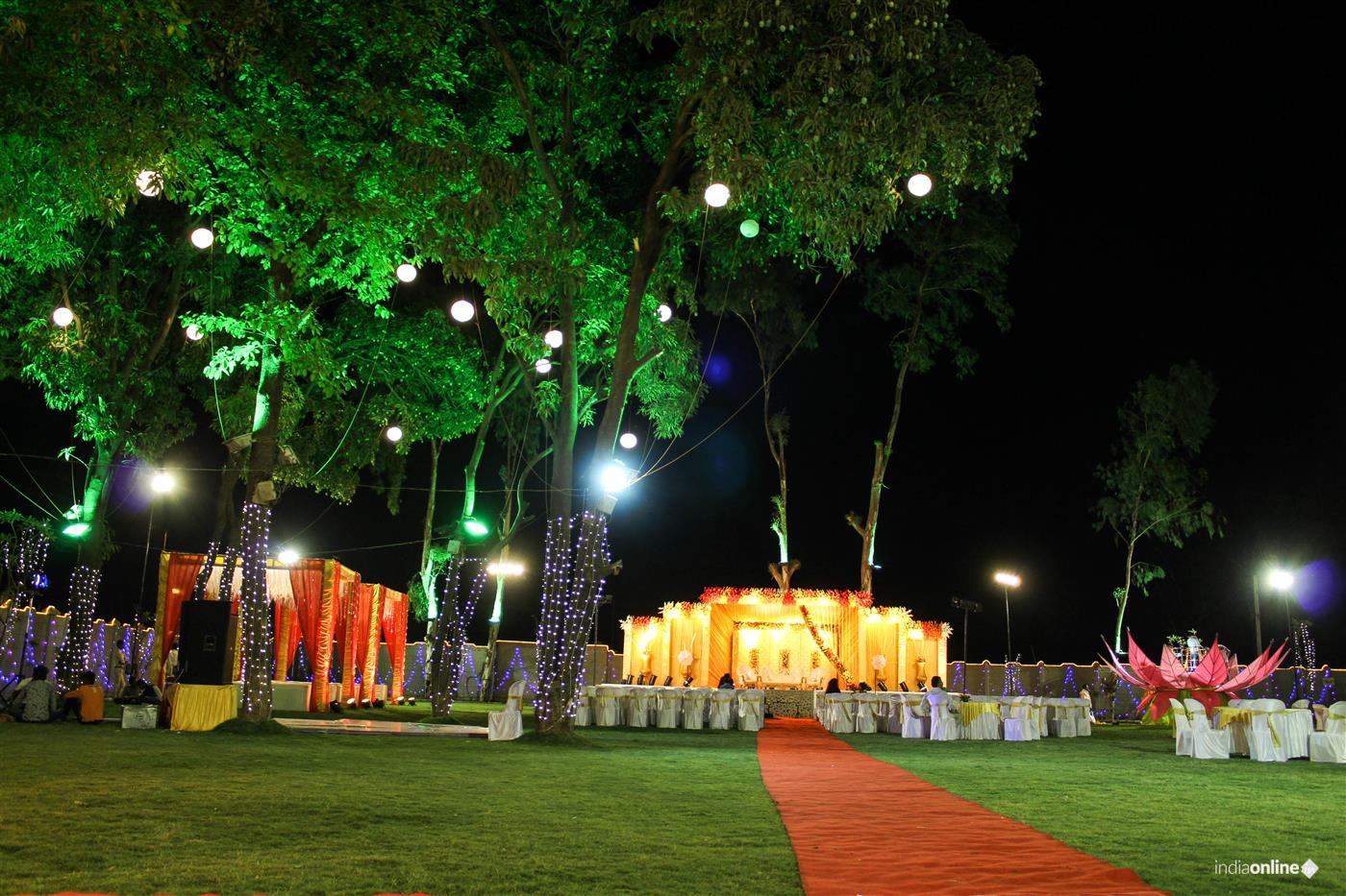 Marriage Garden in Misrod Bhopal by Utsav Marriage Garden - Photos ...
