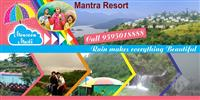 Mantra Resort - A  jewel in crown of Nature
