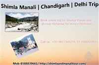 Shimla and Manali Tour