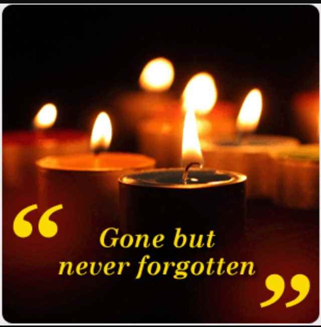 Online Remembrance