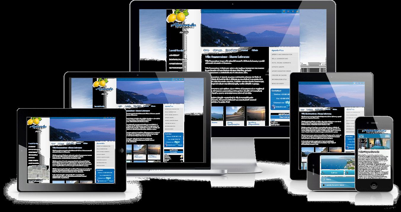 Mobile Responsive Websites @ 8,500/-