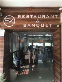 SK Restaurant & Banquet Hall