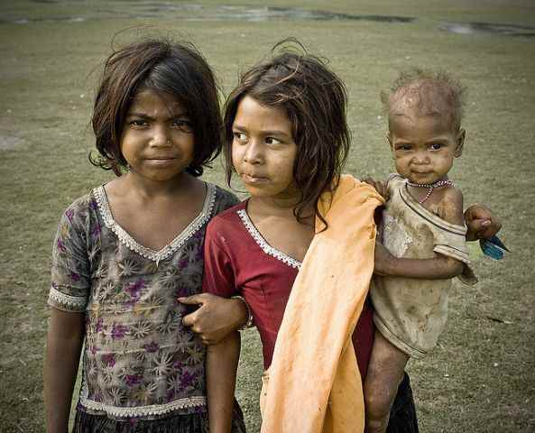the causes of poverty among women and children The poverty rate for female-headed families with children was 365 percent, compared to 221 percent for male-headed families with children and 75 percent of families with children headed by married couples.