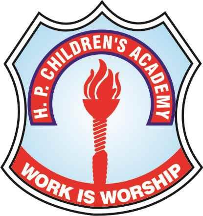 H.P. Logo