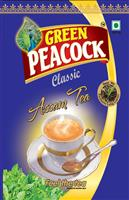 Green Peacock Tea