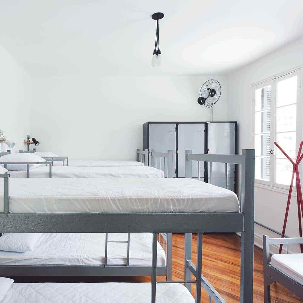 accommodation- hostel