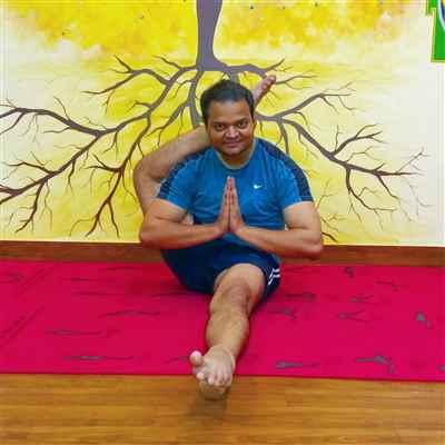 Sadhak Anshit Yoga Classes