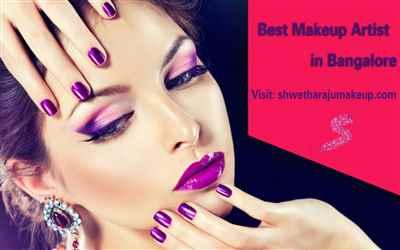 Shwetharaju Makeup