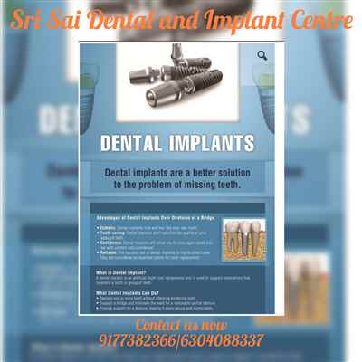 Sri Sai Dental and Implant centre