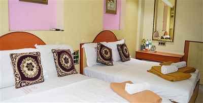 Hotel Mallika Residency