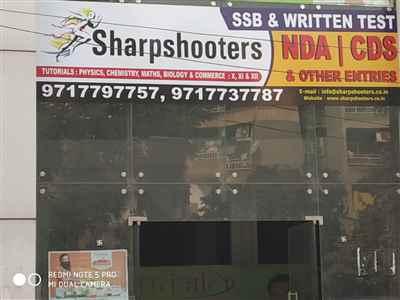 Sharpshooters Institute Gurgaon