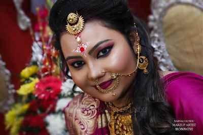 Professional Makeup Artist Barnali - Guwahati