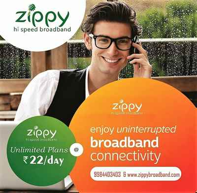 Zippy Broadband Pvt Ltd