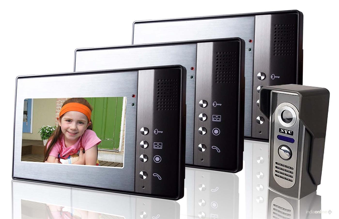 video door phone  sc 1 st  Mangalam Internet Services & Video Door Phones by Mangalam Internet Services - Photos Price \u0026 Offers