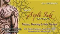 Style Inks Tattoo's & Piercing