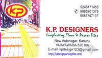 KP Design Parking Tiles
