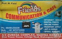 Friends Communication & Cafe