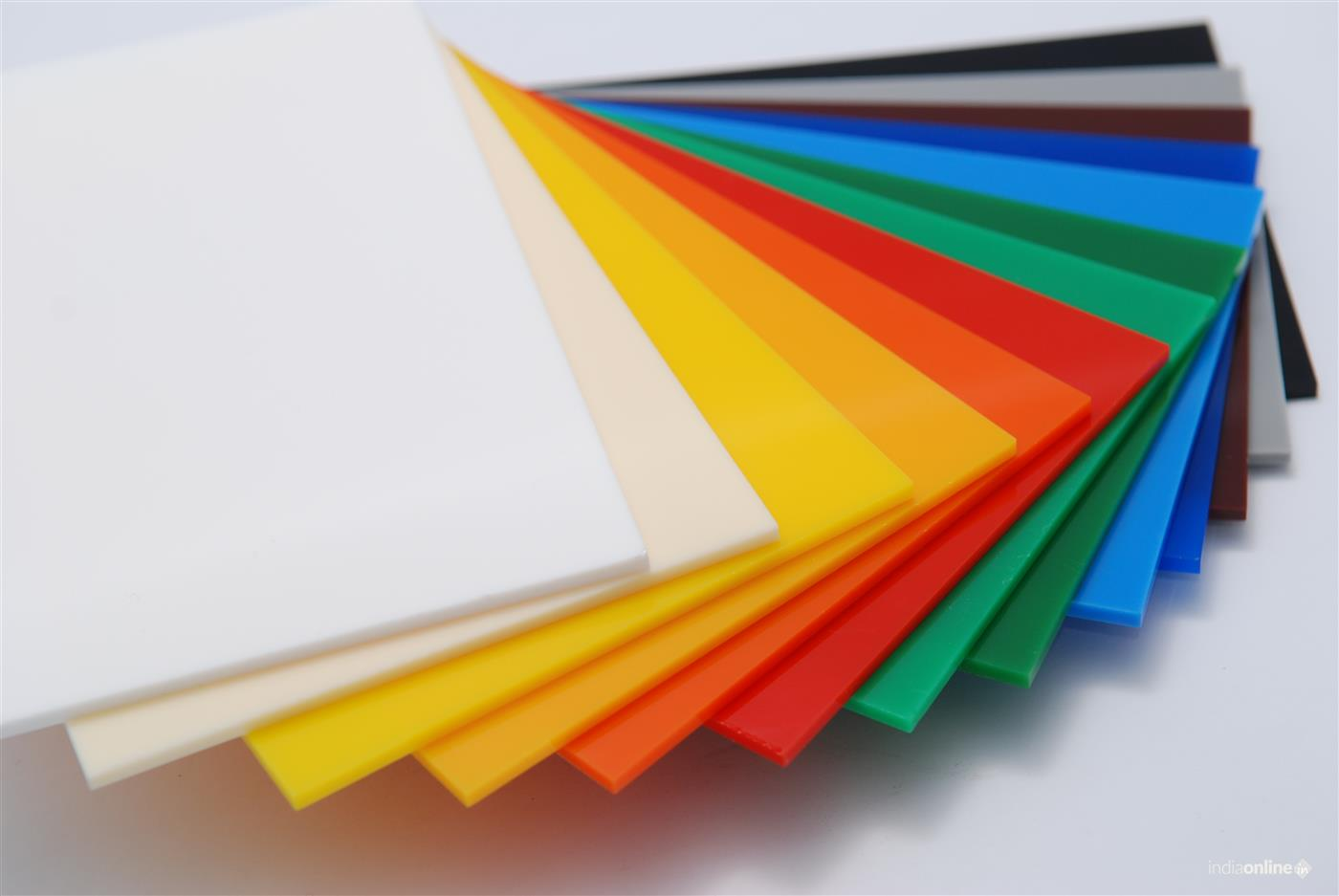 Colored cast acrylic sheet - Acrylic Clear Cast Sheet
