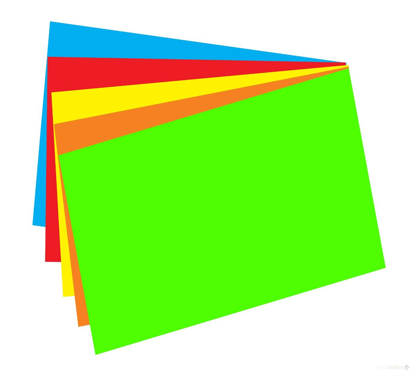 Color printouts in hyderabad - Color Papers