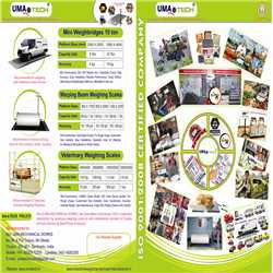 Umatech Weighing Scales
