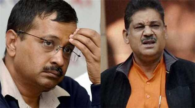 kejriwal-kirti-azad-defamation-case-ddca