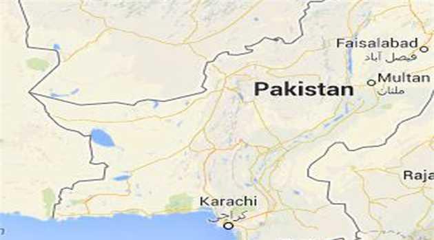 5.3 Magnitude Quake Jolts Baluchistan: USGS