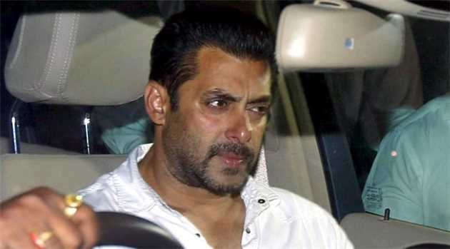 Salman's Hit-and-run Case Papers With Government Lost in Fire: RTI