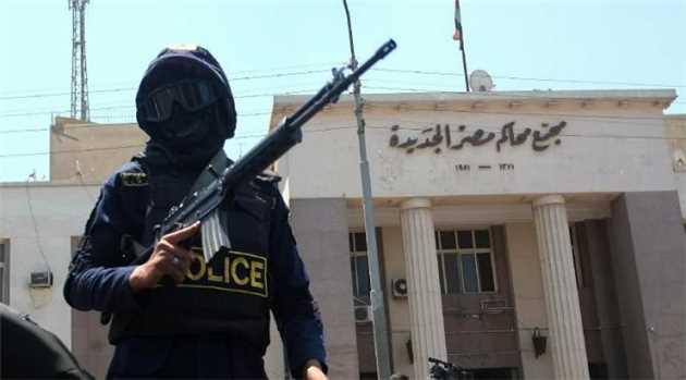 Four Policemen Shot Dead in Egypt