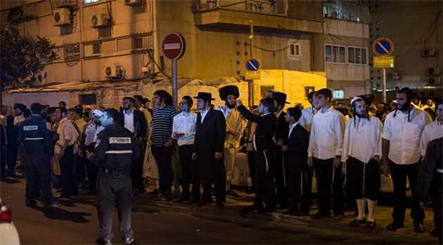 Jerusalem Ban for Palestinians After Stabbing