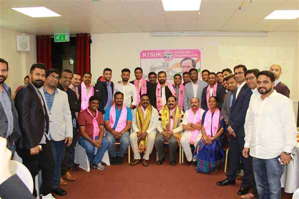 London kcr trs supporters of uk meet and greet m4hsunfo