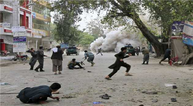 Afghan-Bombing