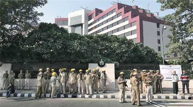 Delhi-secretariat