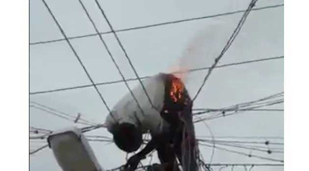 Electrocuted--Odisha