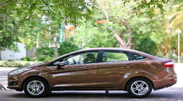 Ford Fiesta: The Celebratory Car