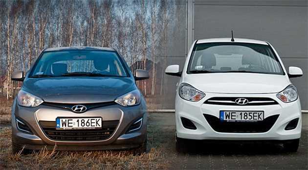 Hyundai i10 vs Hyundai i20: The Best Hyundai Hatchbacks