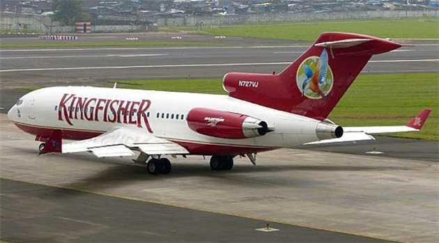 Kingfisher-Delhi