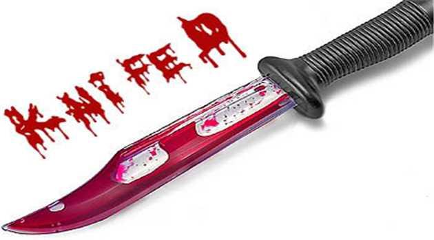 Knifed