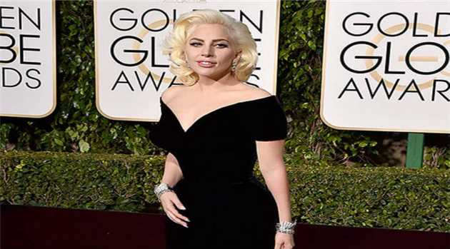 Lady-Gaga-first-golden-globe-award
