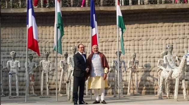 Modi-Hollande