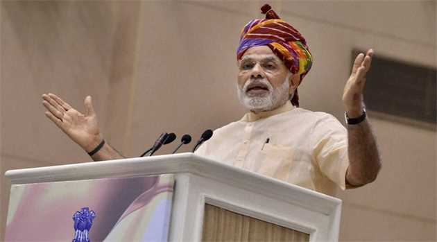 Modi Launches 'Digital India Week' to Empower People via IT