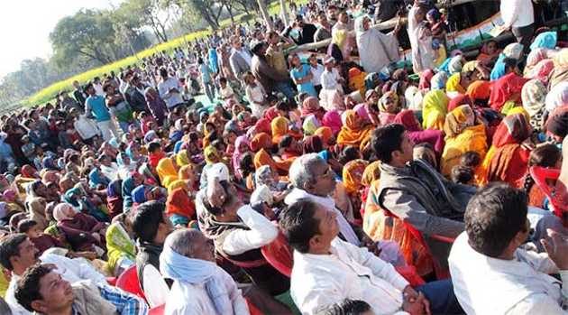 Rally--Tripura