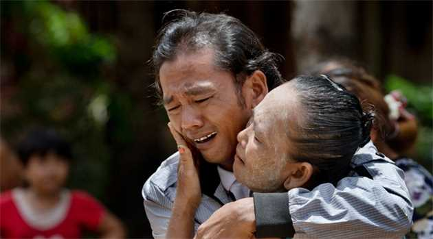 After 22 Years as Slave, Myanmar Fisherman Finally Meets his Family