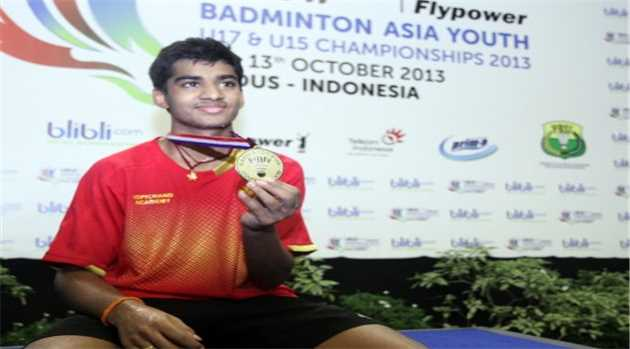 Siril-Asian-badminton-ranking
