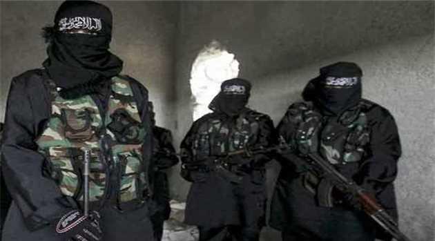 Terrorist-isis