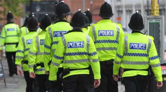Complaints against British police at all-time high
