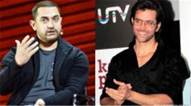ऋतिक रोशन ने की आमिर खान की तारीफ़ कहा बहुत ख़ूब आमिर